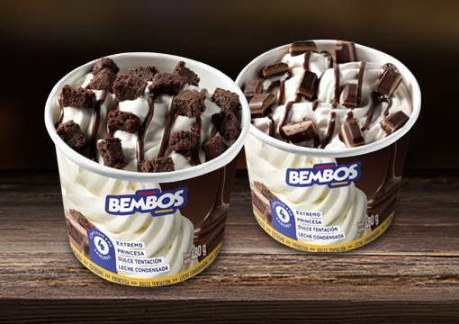 Helados   Bembos