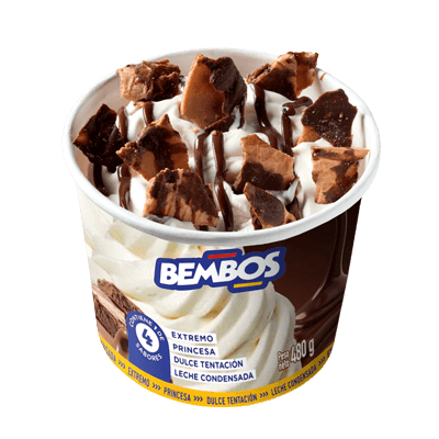 Dulce Tentación Chocolate Mixto